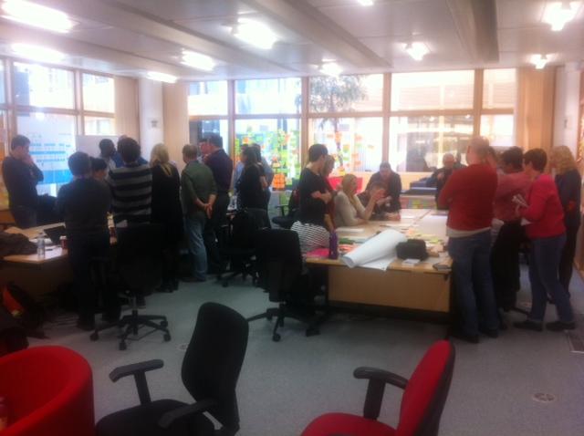 PIP inception workshop